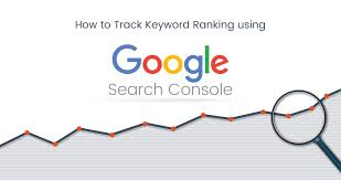Search console voor een optimale webpagina
